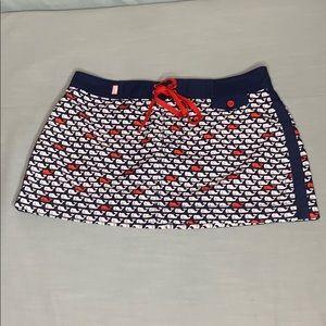 Vineyard Vines swim cover up skirt- women's size 2
